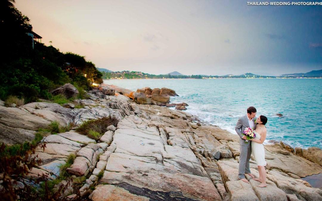 Sandalwood Luxury Villas Samui Wedding