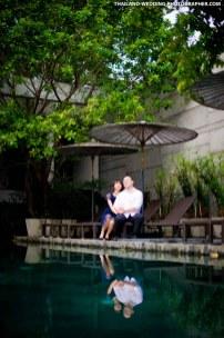 LUXX XL Langsuan Hotel Bangkok Thailand Pre-Wedding