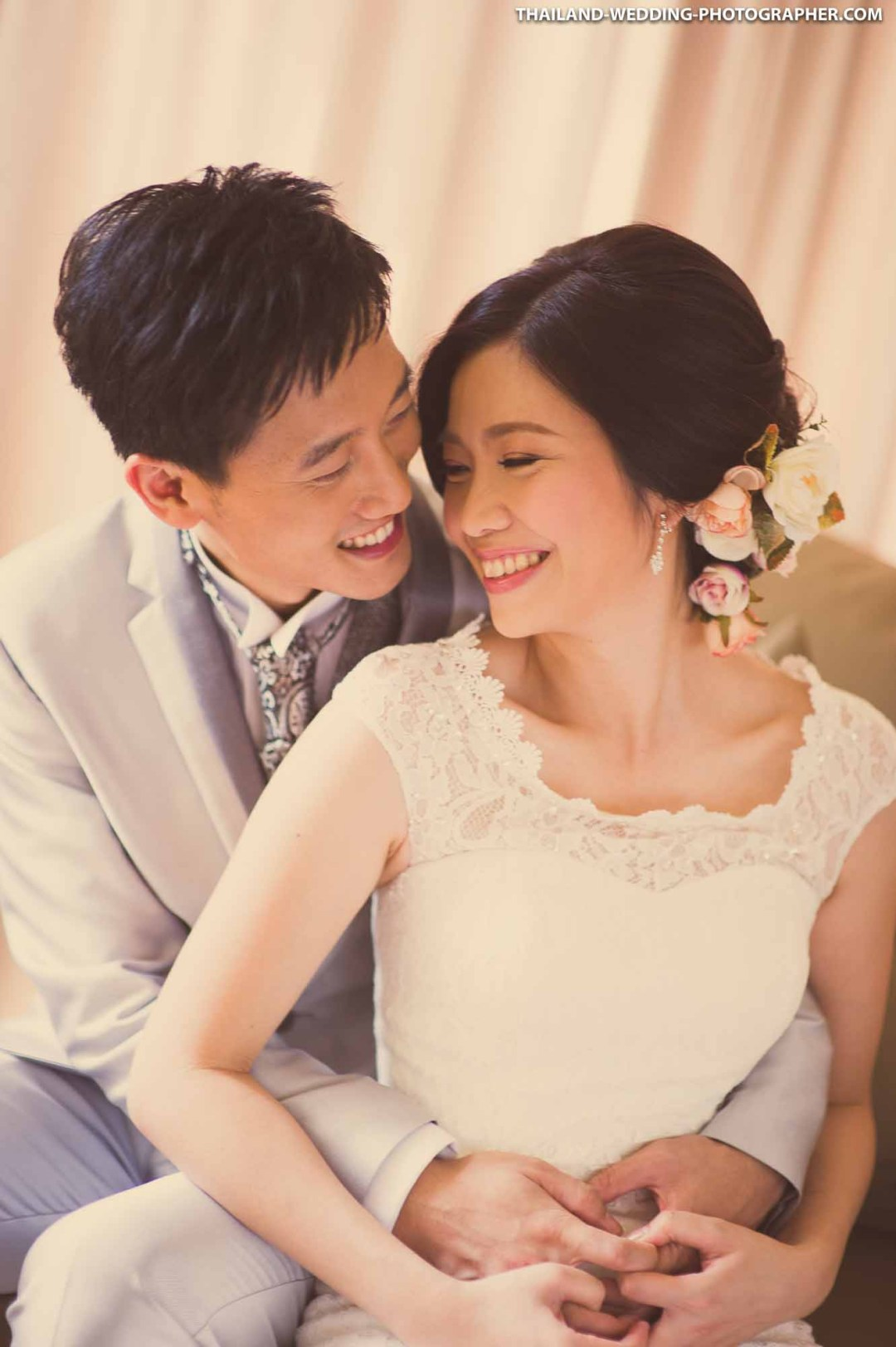 AKA Resort & Spa Hua Hin Thailand Wedding Photography