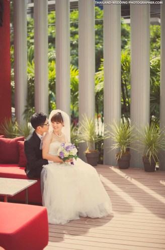 Let's Sea Hua Hin Al Fresco Resort Hua Hin Thailand Pre-Wedding Photography