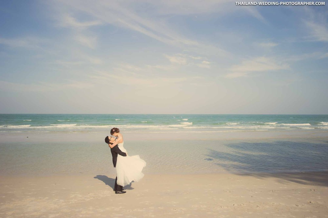 Let's Sea Hua Hin Al Fresco Resort Hua Hin Thailand Pre-Wedding Photography