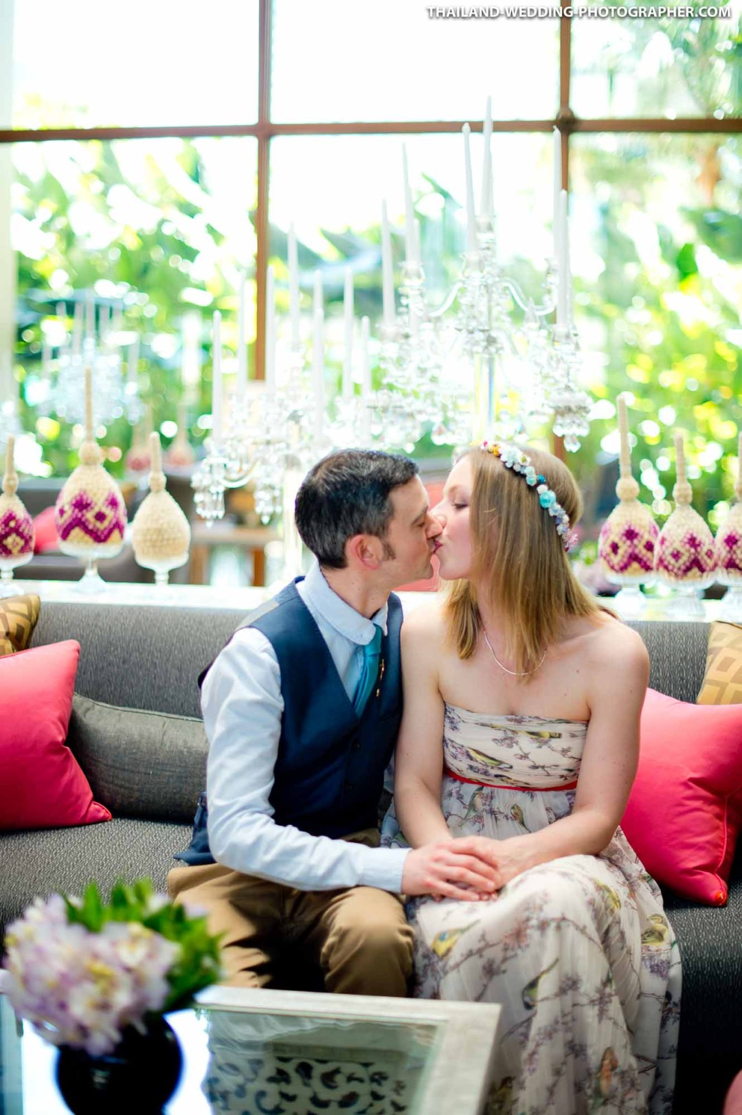 Mandarin Oriental Bangkok Thailand Wedding Photography
