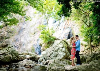 Lamai Waterfall