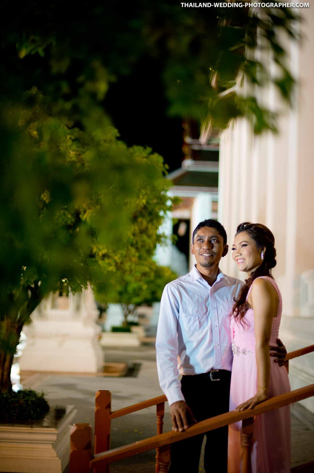 Loha Prasart Bangkok Thailand Wedding Photography