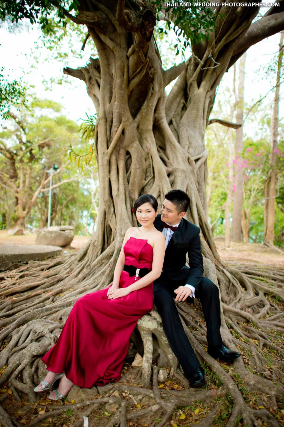 Rang Hill Phuket Wedding Photography