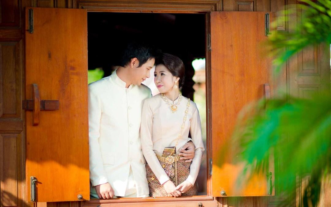 Ayutthaya Pre-Wedding Photography