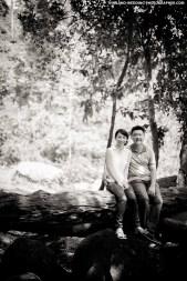 Haew Su Wat Waterfall Nakhon Ratchasima Wedding Photography