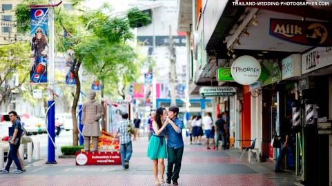 Siam Bangkok Thailand Wedding Photography