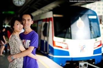 Siam Bangkok Pre-Wedding Photography
