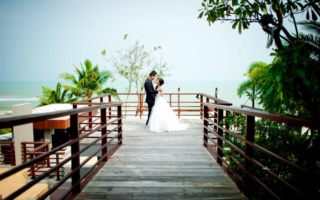 Bangkok & Hua Hin Pre-Wedding