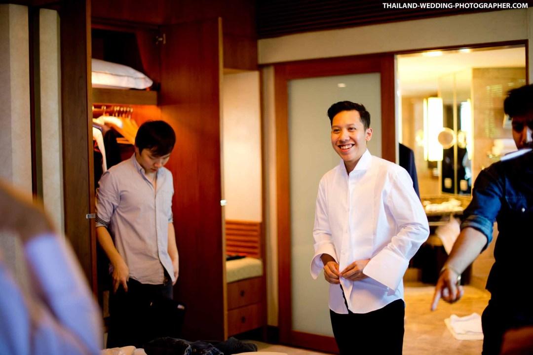 Conrad Bangkok Thailand Wedding Photography