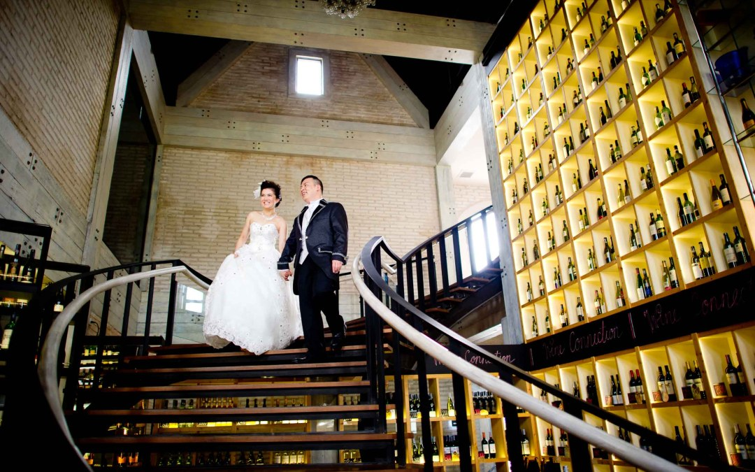 Khao Yai Pre-Wedding of a  couple from Hong Kong