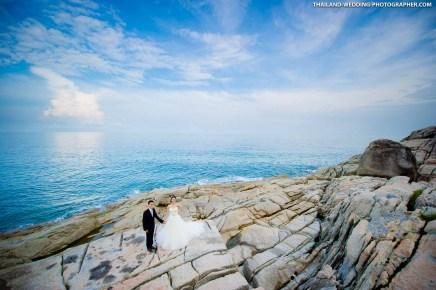 Lad Koh View Point Koh Samui Thailand Wedding Photography
