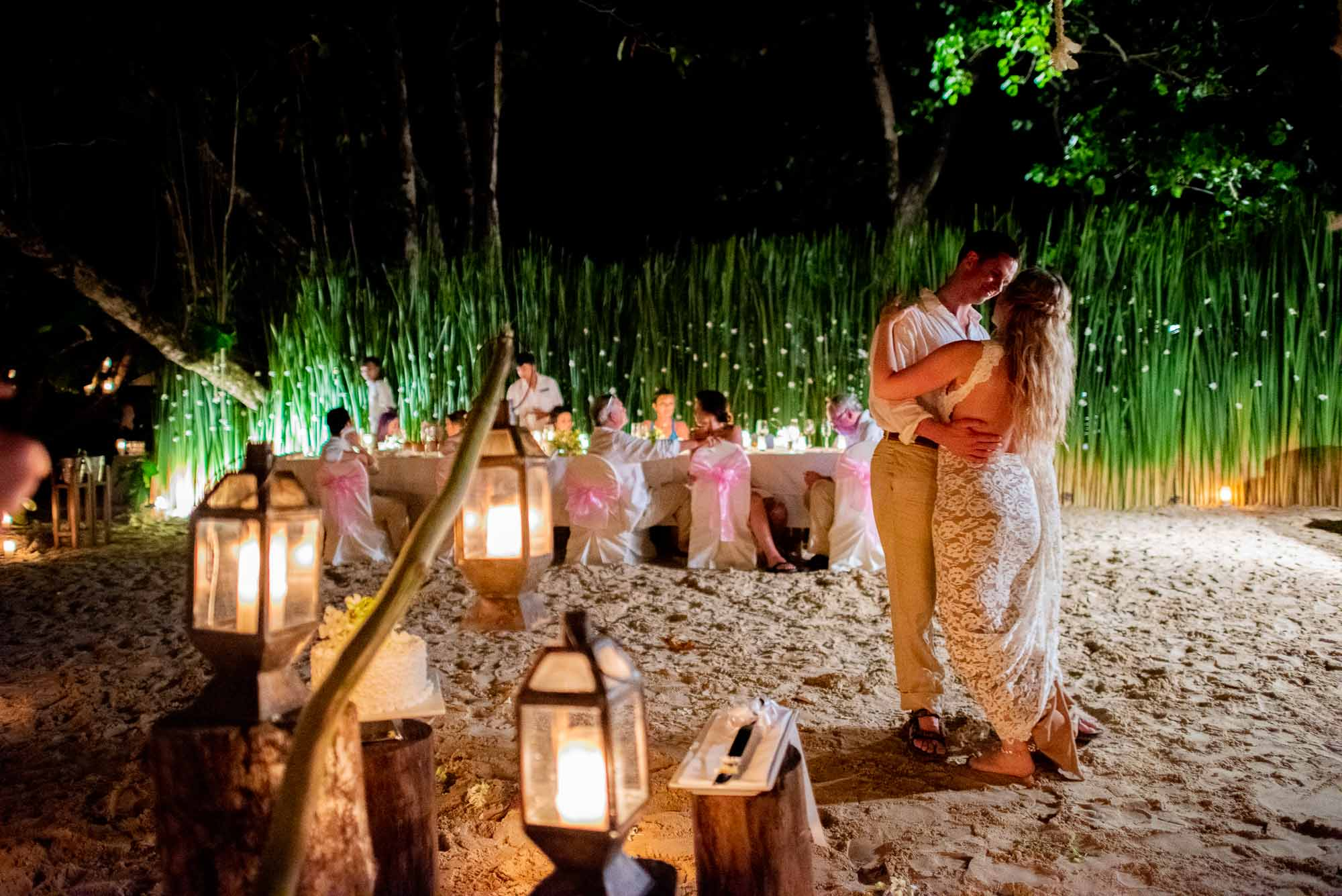 The Sarojin Phang Nga Thailand Wedding