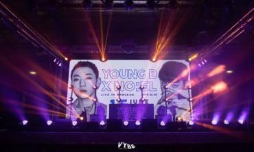 YOUNG B X NO:EL Live in BKK