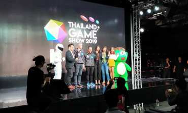 Pressconference Thailand Game Show