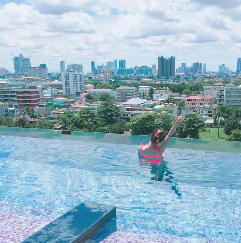 11 Bangkok Hotels With Amazing Infinity Pools And Bathtubs