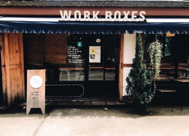 Workboxes cafe น่าน