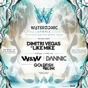 Waterzonic Bangkok 2015, Thailand, DJ, Festival, Bangkok Nightlife