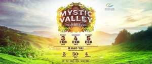 Mystic Valley Festival Thailand 2017, DJ, Thailand , Khao Yai