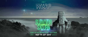 Warp Music Festival Pattaya 2017, DJ, Thailand, Trance