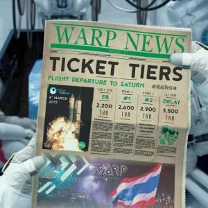 Warp Music Festival Pattaya 2017- Ticket Tiers on Sale 6 March