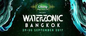 Waterzonic Bangkok 2017 , DJ, Music Festival, Thai