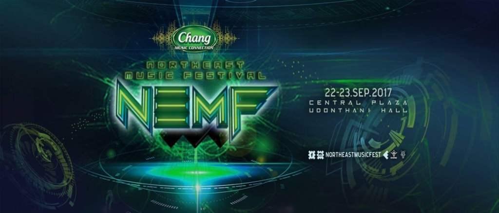 Northeast Music Fest Thailand 2017!