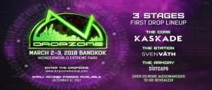 Dropzone Festival Bangkok 2018! @ Wonderworld Extreme Park | Krung Thep Maha Nakhon | Thailand