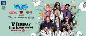 TNT Music Festival Bangkok, DJ, DJ Soda, Korea, Thailand, Thaitanium