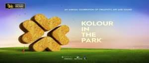 Kolour in The Park Bangkok 2018, DJ, Thailand
