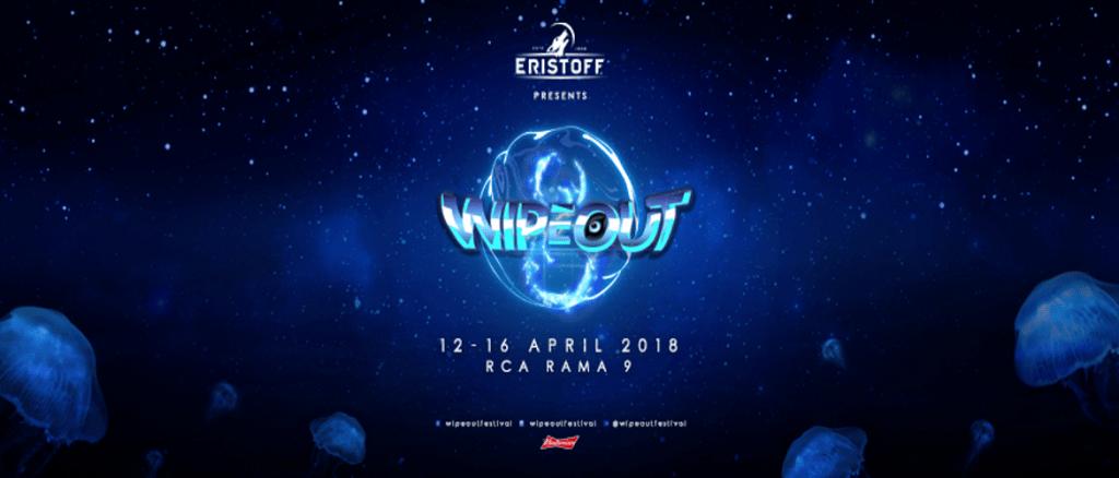 Wipeout Festival Bangkok 2018!