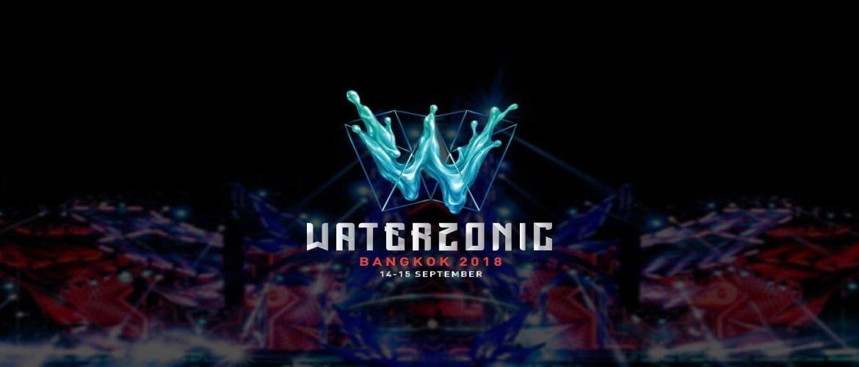 Waterzonic Bangkok 2018, DJ, Festival, Bangkok, Party, EDM, Trance