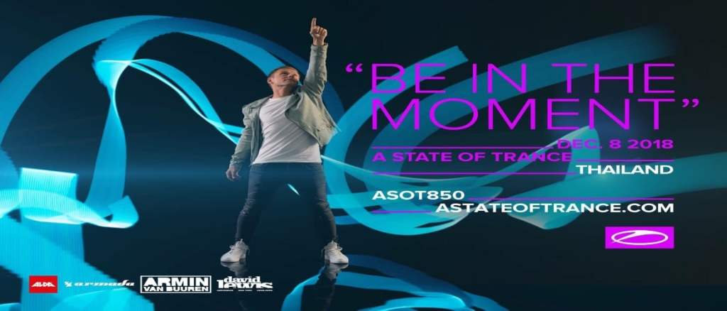 A State of Trance at 808 Festival Thailand 2018!
