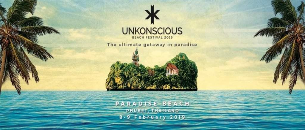 Unkonscious Festival Thailand 2019 DJ Announcements!