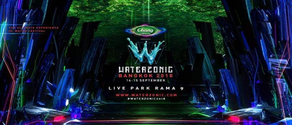 Waterzonic Bangkok 2018!