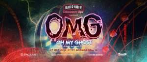 OMG - Oh My Ghost Bangkok 2018, DJ Festival, Party