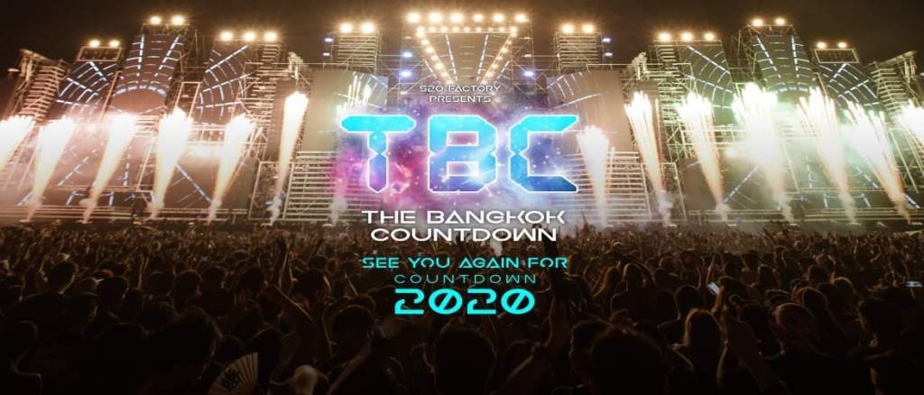 The Bangkok Countdown Takes A Year Off!