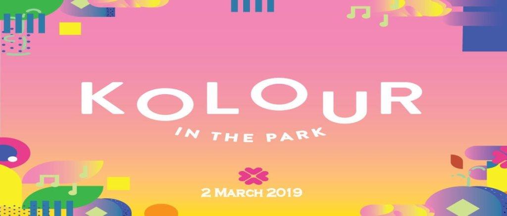 Kolour In The Park Bangkok 2019!