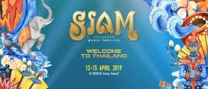 Siam Songkran Music Festival Bangkok 2019! @ Show DC Oasis OUtdoor Arena | Krung Thep Maha Nakhon | Thailand
