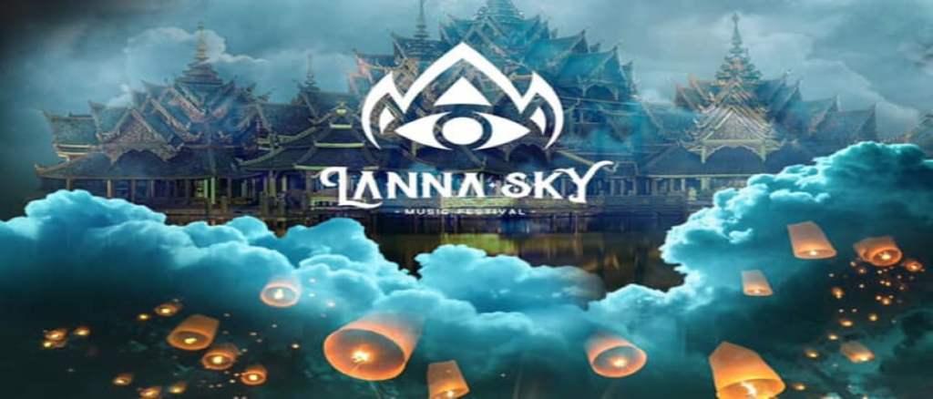 Lanna Sky Music Festival Chiang Mai Thailand 2019!