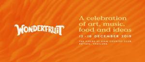 Wonderfruit Festival Pattaya 2019 , family festival, Pattaya, Thailand, DJ