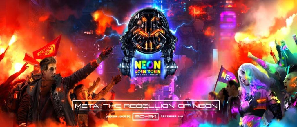 Meta X Neon Countdown 2020 in Bangkok!