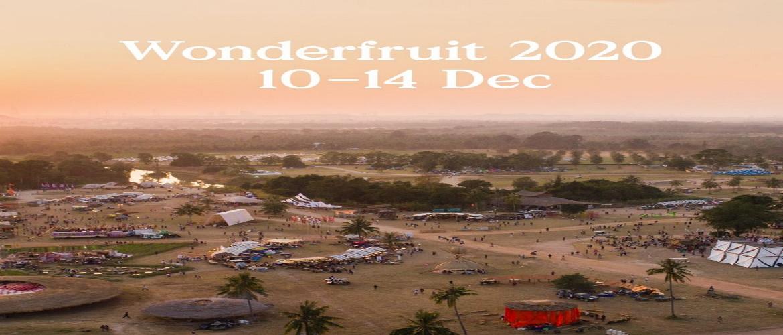 Wonderfruit Pattaya 2020, music, arts, festival, thailand, dj, food