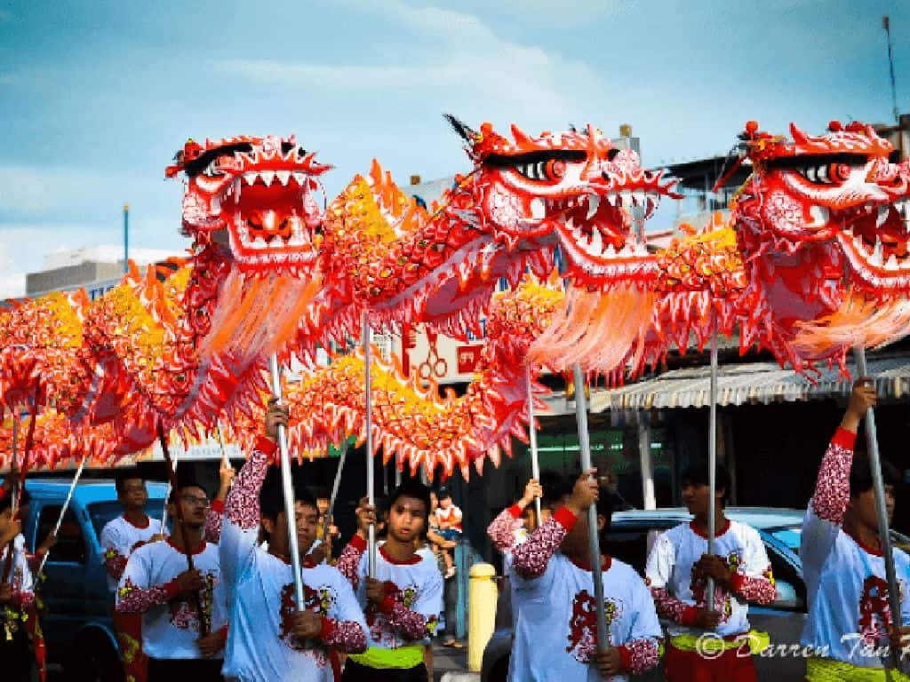 Chinese New Year will be widely celebrated. Thailand Event Guide