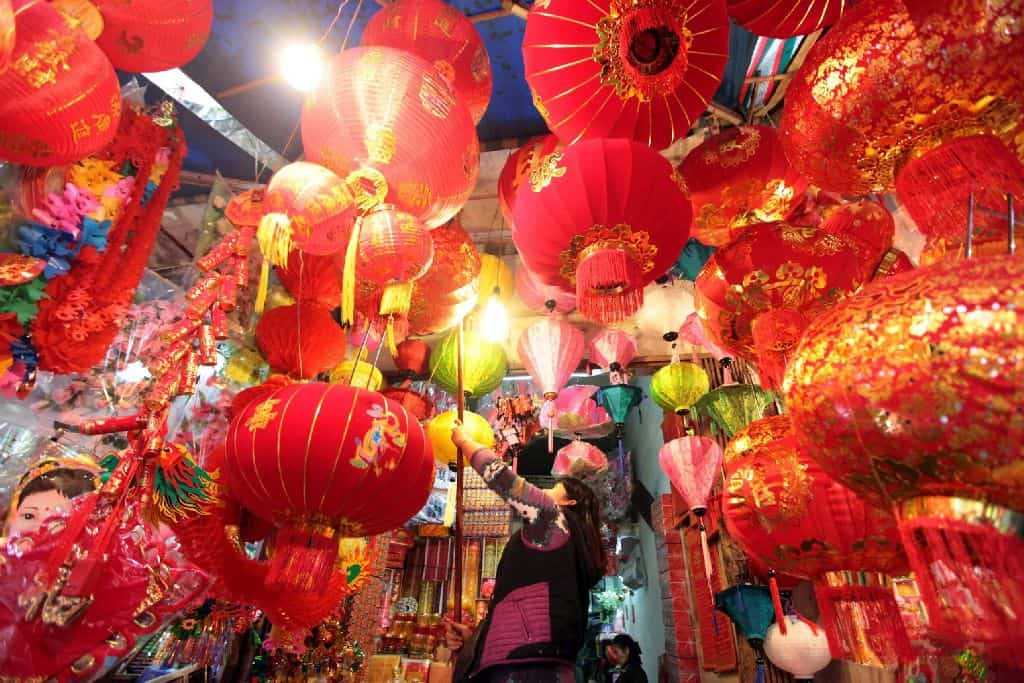 Chinese New Year celebration. Thailand Event Guide