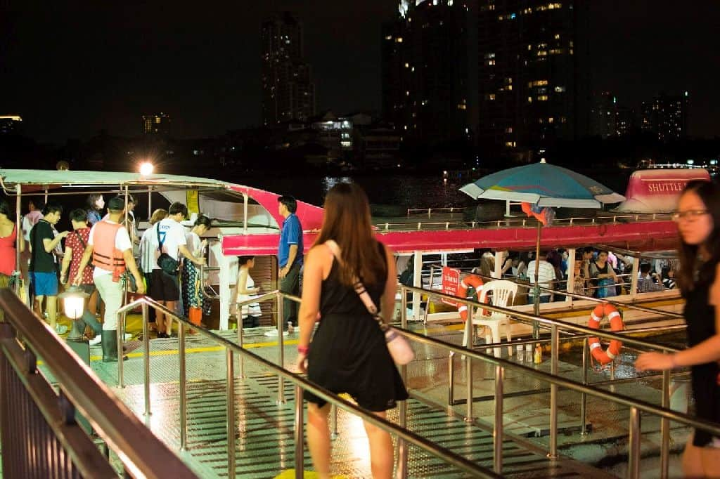 Bangkok shoping experience Asiatique. Thailand Event Guide