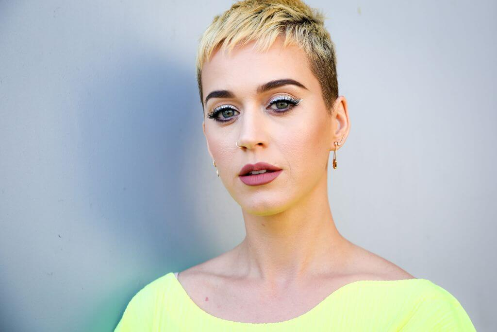 Katy Perry returns to Asia to promote Witness. Thailand Event Guide