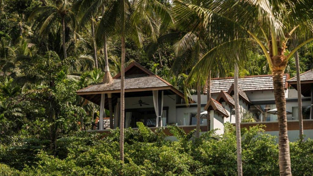 Four Seasons Koh Samui offers villas for your Thailand holidays. Thailand Event Guide