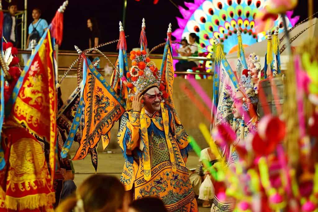 Thailand Chinese New Years brings people often to China Town for celebration. Thailand Event Guide